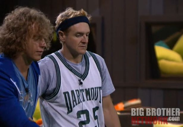 Big Brother 14 – Frank and Boogie