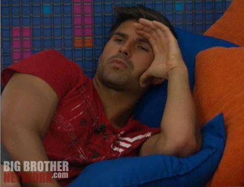 Big Brother 14 Veto - Shane