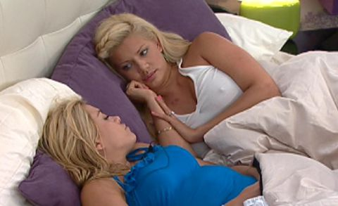 Big Brother 14 - Ashley and Janelle