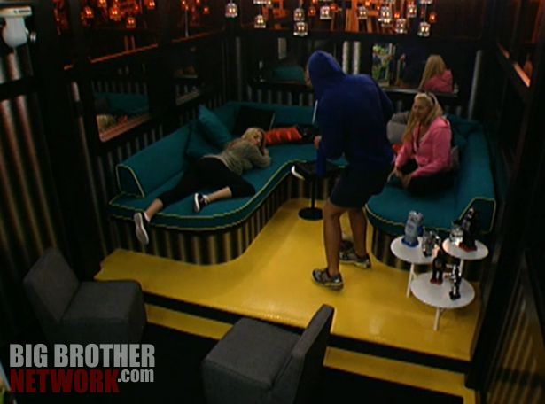 Big Brother 14 – Ashley, Frank, and Janelle