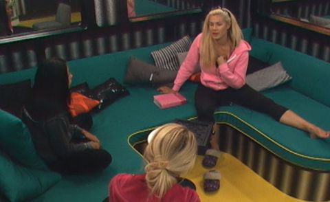 Big Brother 14 - JoJo, Janelle, and Britney