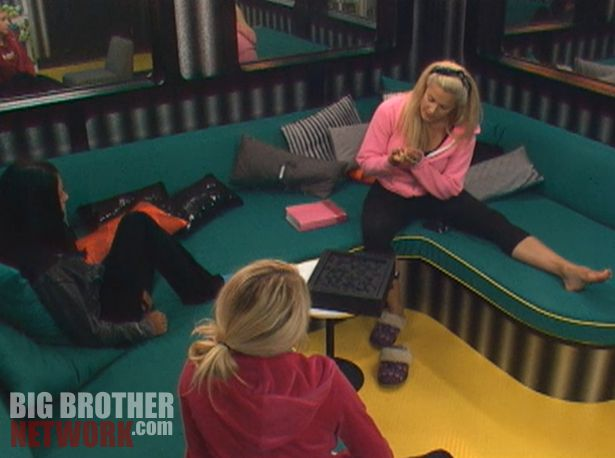 Big Brother 14 – JoJo, Britney, and Janelle