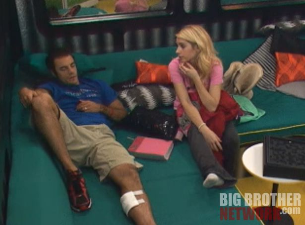 Big Brother 14 20120727 – Britney and Dan