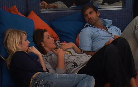 Big Brother 14 – Britney, Danielle, and Shane