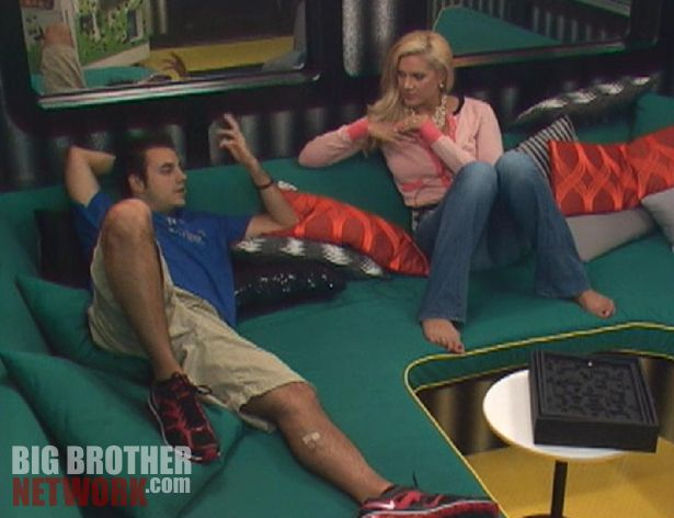 Big Brother 14 – Dan and Janelle