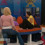 Big Brother 14 - Janelle, Ashley, and Danielle
