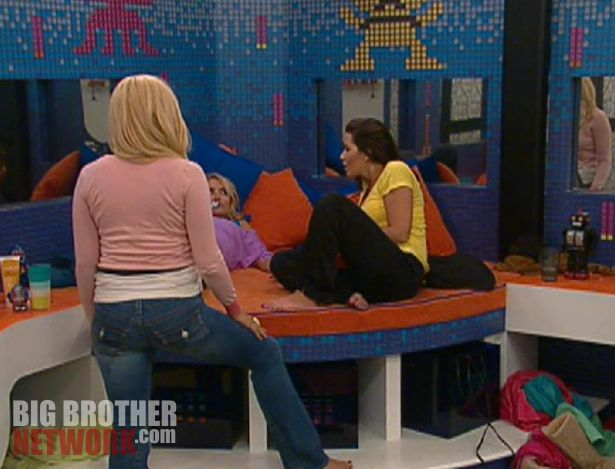 Big Brother 14 – Janelle, Ashley, and Danielle