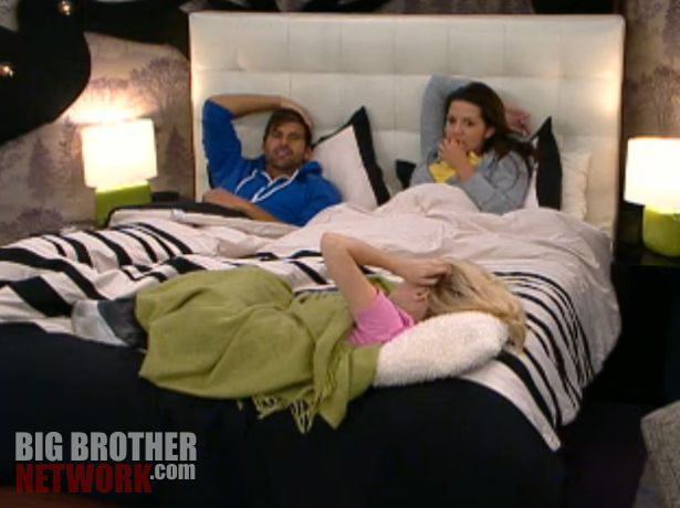 Big Brother 14 20120727 - Britney, Shane, and Danielle
