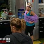 Big Brother 14 - Ashley nominated