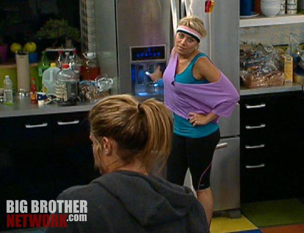Big Brother 14 – Ashley nominated