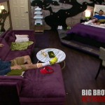 Big Brother 14 - Shane and Boogie in HoH room