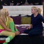 Big Brother 14 - Janelle and Britney
