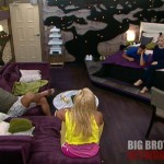 Big Brother 14 20120727 - Joe, Janelle, Shane, and Britney
