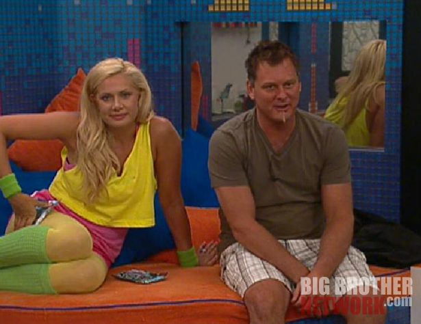 Big Brother 14  20120727 – Janelle and Joe
