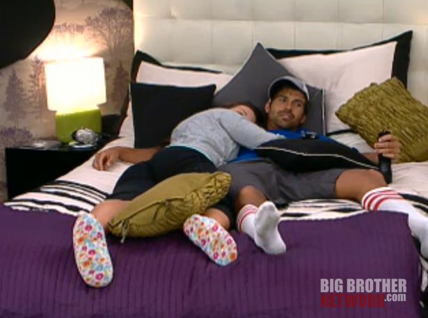 Big Brother 14  20120727 – Danielle and Shane