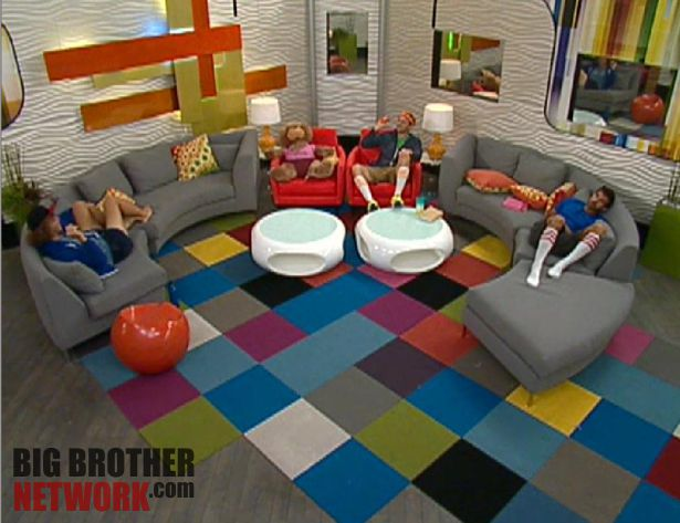 Big Brother 14 – Frank, Ted, Boogie, and Shane