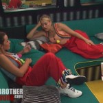 Big Brother 14 - Danielle and Ashley