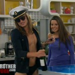 Big Brother 14 20120728 party - Wil and Danielle