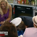 Big Brother 14 20120728 party - Wil drinking