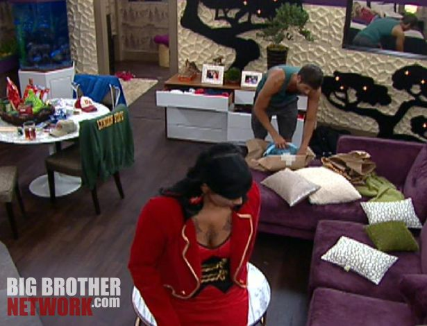 Big Brother 14 – Jenn and Shane