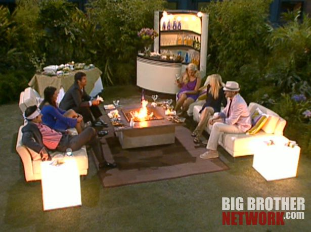 Big Brother 14 – Sushi Party