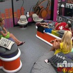 Big Brother 14 - Wil, Janelle, and Dan