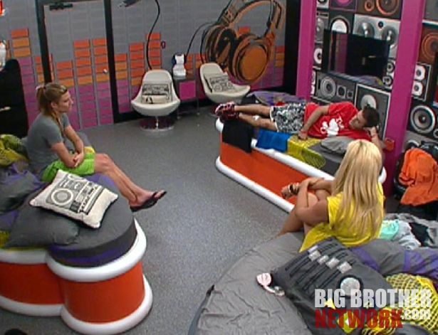 Big Brother 14 – Wil, Janelle, and Dan