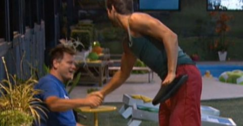 Big Brother 14 Joe and Shane