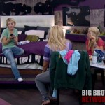 Big Brother 14 - Britney, Janelle, and Ashley