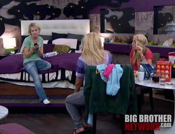 Big Brother 14 – Britney, Janelle, and Ashley