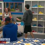 Big Brother 14 - Frank, Boogie, and Ian