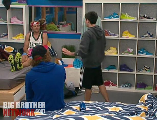 Big Brother 14 – Frank, Boogie, and Ian