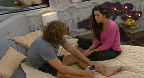 Big Brother 14 - Frank and Danielle