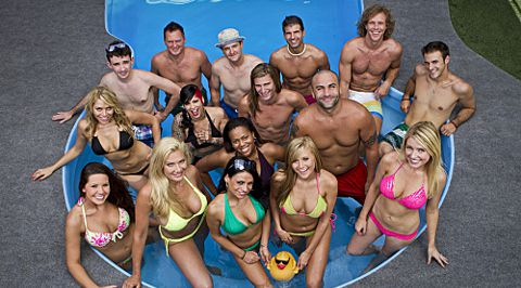 Big Brother 14 Houseguests