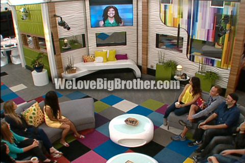 Big Brother 14 house – living room