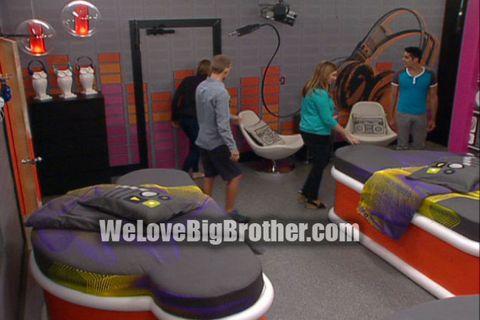Big Brother 14 house – bedroom