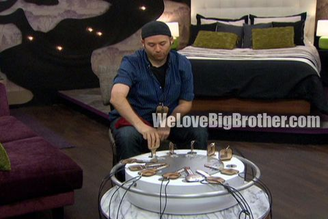 Big Brother 14 house – HoH