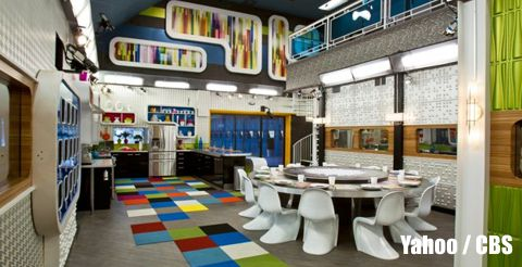 Big Brother 14 House