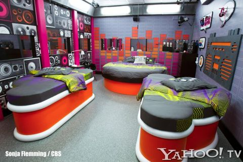 Big Brother 14 House – bedroom