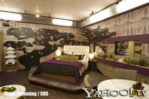 Big Brother 14 House – HoH room