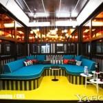 Big Brother 14 House - Lounge room