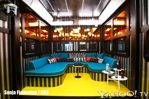 Big Brother 14 House – Lounge room
