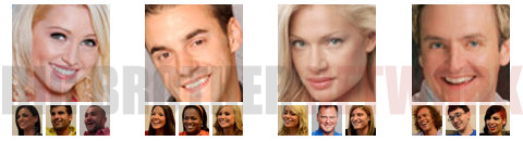 Big Brother 14 coaches and newbies