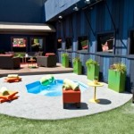 Big Brother 14 House - Backyard