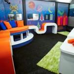 Big Brother 14 House - Bathroom