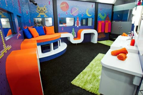 Big Brother 14 House – Bathroom