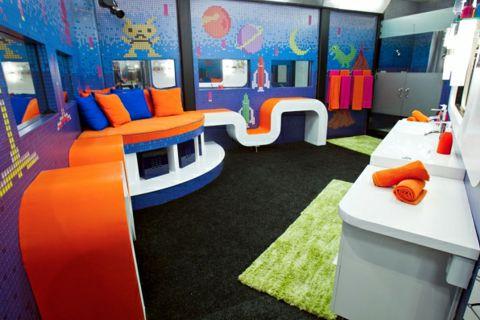 Big Brother 14 House – Bathroom