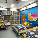 Big Brother 14 House - Bedroom