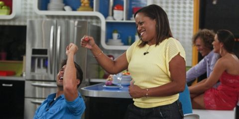 Big Brother 14 - Jodi and Shane