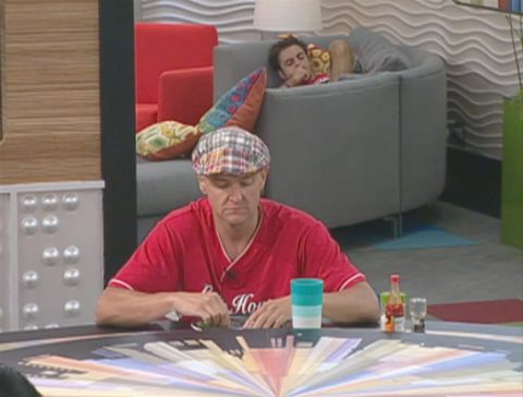 Big Brother 14 Episode 19